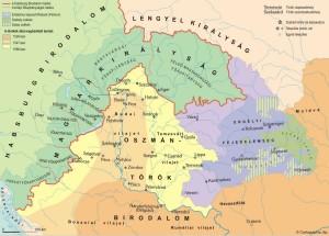 Magyarország, 1526 után